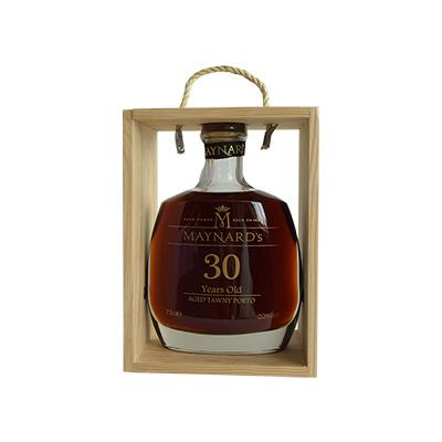 葡萄牙原瓶进口美纳德年份波特葡萄酒 30年